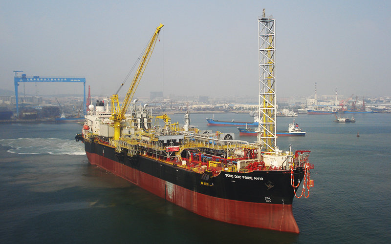 FPSO Song Doc Pride MV19